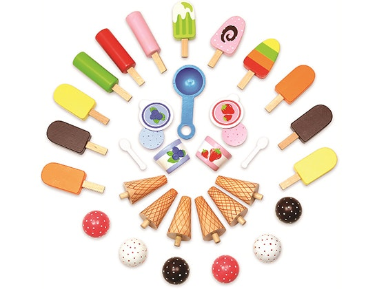 Svan Ice Cream Cart and Ice Cream Shop Set sweepstakes