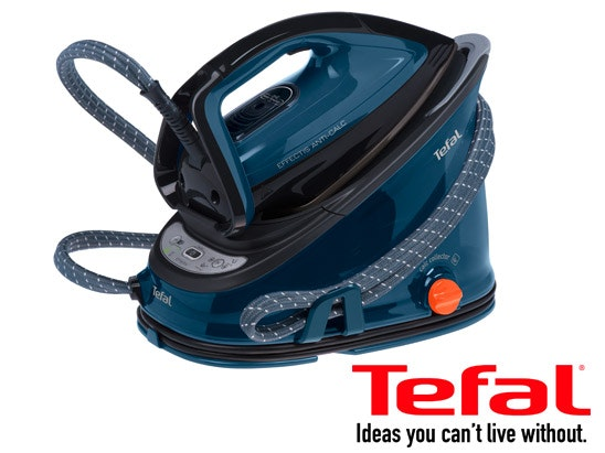 Tefal Effectis Steam Generator irons sweepstakes
