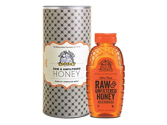 Nature Nate's Honey Prize Package + a Teavana Brewer sweepstakes
