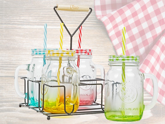 Mason Jars from D'Eco sweepstakes