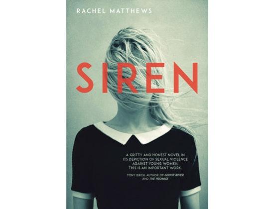 Novel 'Siren' by Rachel Matthews  sweepstakes