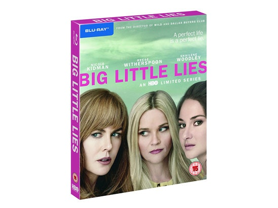 BIG LITTLE LIES DVD & BOOK! sweepstakes