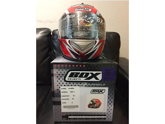 Box BX-1 Full Face Helmet sweepstakes