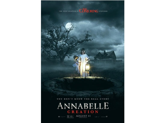 Annabelle: Creation merch bundle sweepstakes