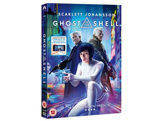 GHOST IN THE SHELL sweepstakes