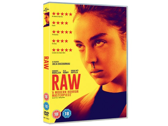 Raw DVD sweepstakes