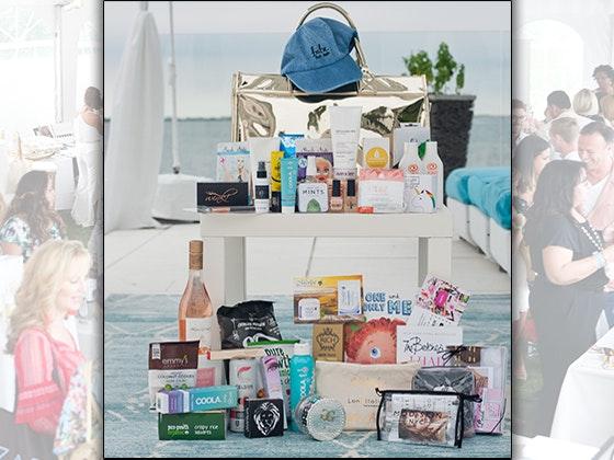Jill Zarin's Ultimate Luxury Gift Bag sweepstakes
