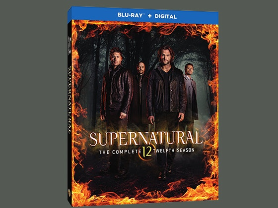 Supernatural: The Complete Twelfth Season on Blu-ray™ sweepstakes