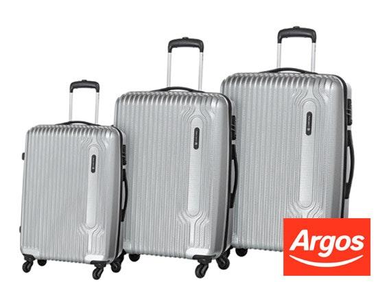 Carlton Luggage from Argos sweepstakes