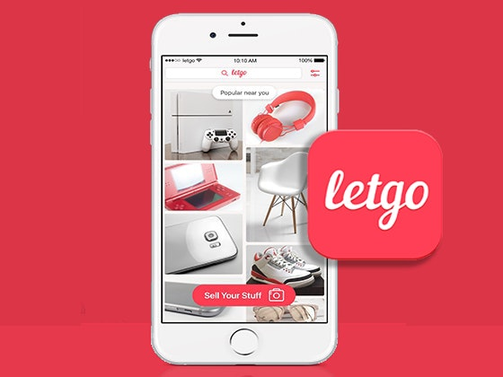 $300 Shopping Spree on letgo sweepstakes