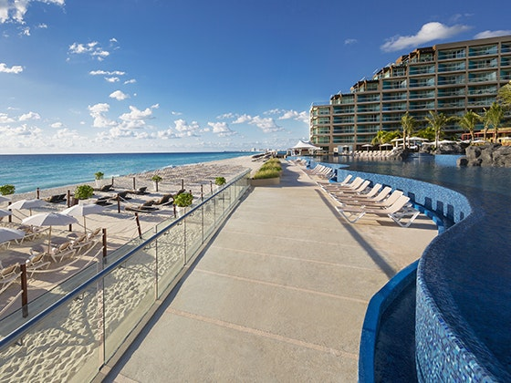 Stay for Two at the Hard Rock Hotel Cancun sweepstakes
