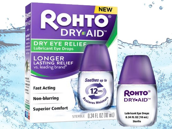 Life Without Boundaries Package from Rohto® Dry-Aid Eye Drops sweepstakes