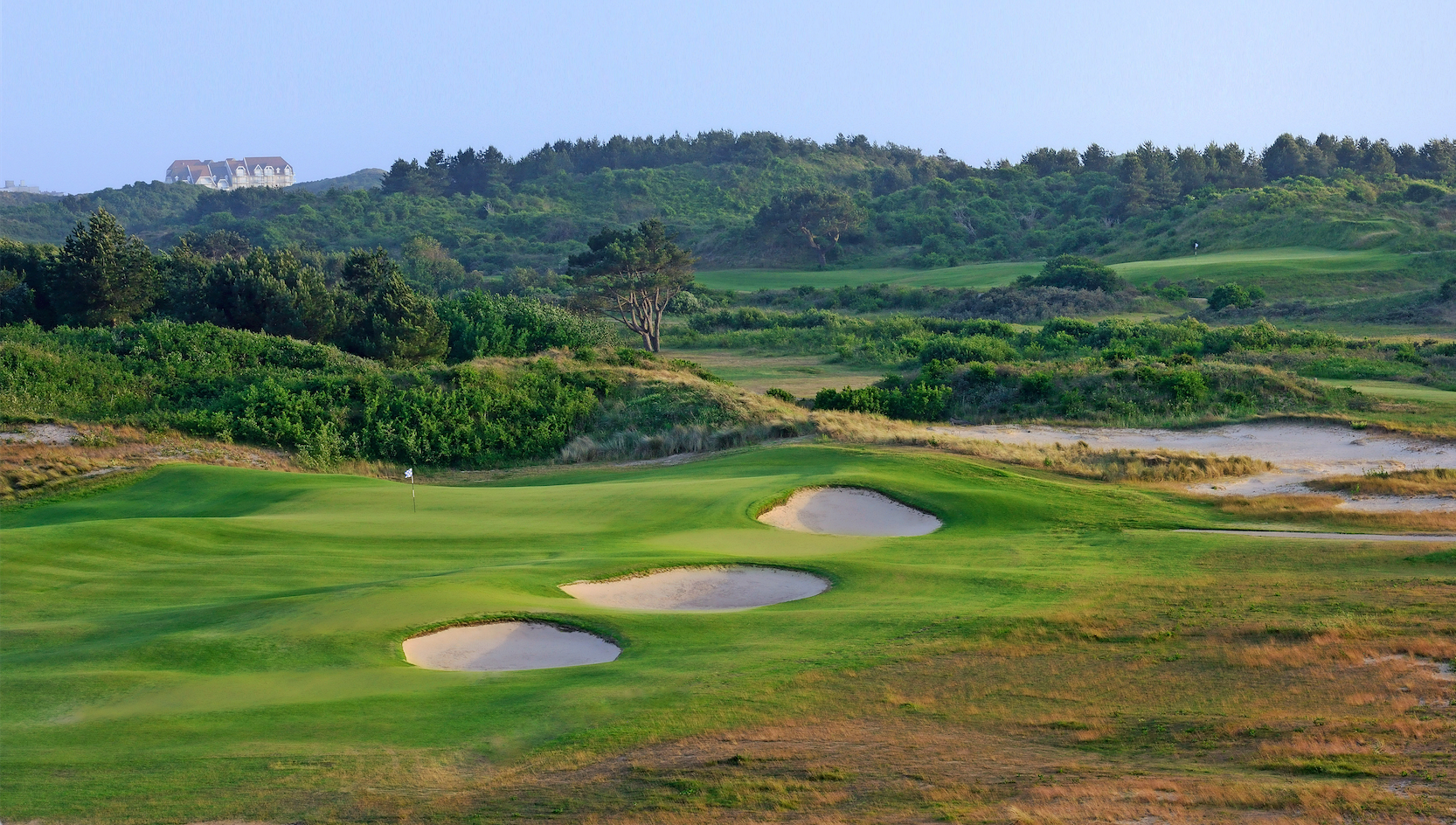 WIN a play-and-stay trip to Le Touquet sweepstakes