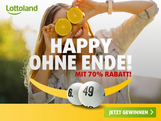 Lottoland verschenkt 250 EUR Gewinnspiel