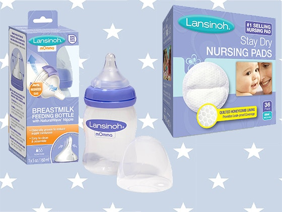 Breastfeeding Bundle From Lansinoh sweepstakes