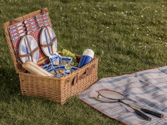 Capri sun picknick