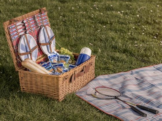Gewinnen Sie einen Picknickkorb Gewinnspiel