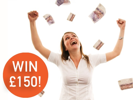 £150 CASH!! sweepstakes