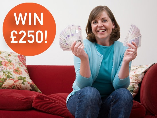 £250 CASH!! sweepstakes