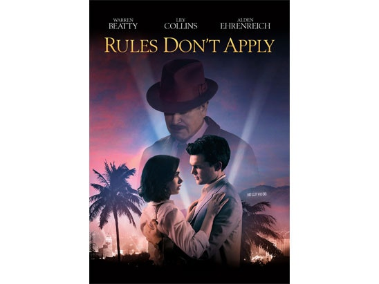 Rules Don't Apply sweepstakes