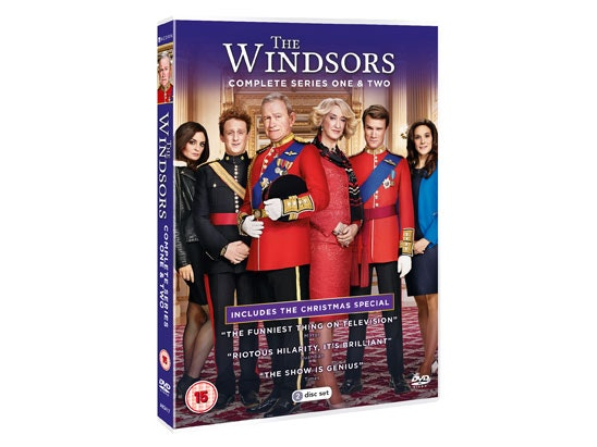 The Windsors DVD sweepstakes