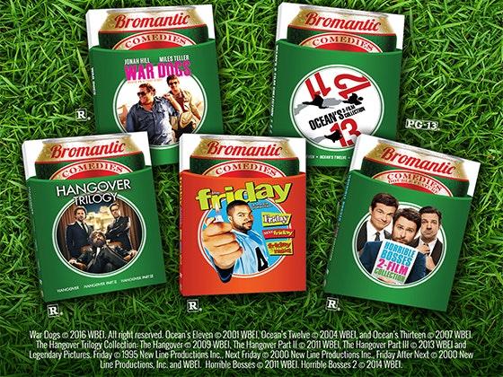 Bromance Movie Promotion sweepstakes