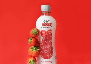 Get More Vitamin drinks and gum sweepstakes