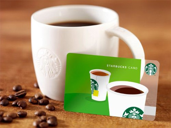 Starbucks gift card winitwednesday 1