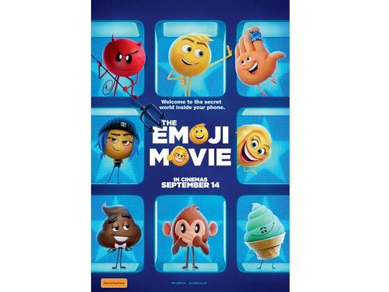 Emoji movie sweeponnew