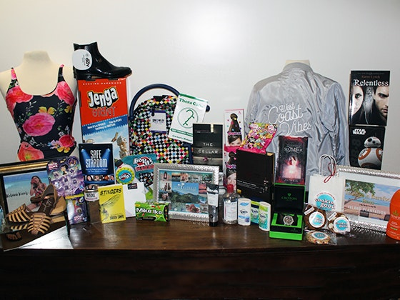Teen Choice 2017 Awards Show Gift Bag sweepstakes