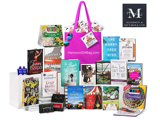 August 4 Hampton Gift Bag 2017 sweepstakes