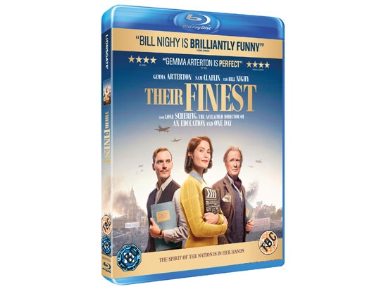 Their Finest sweepstakes