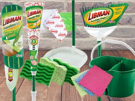Libman Back to School Prize Package sweepstakes
