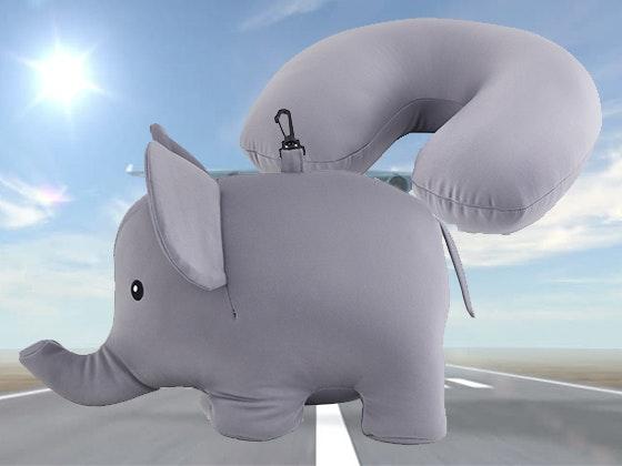 Zip and flip elephant giveaway