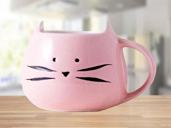 Cat mug giveaway