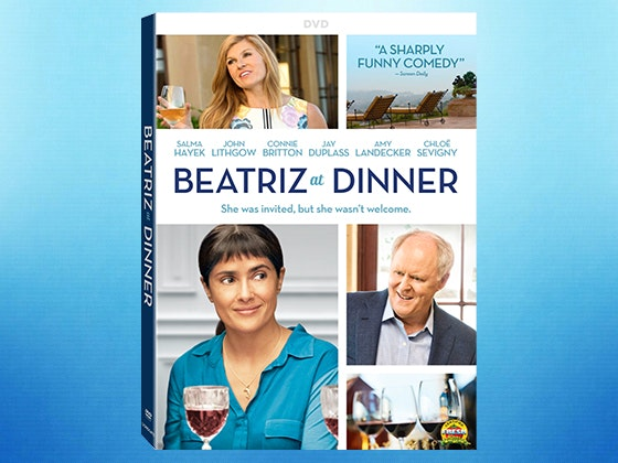 Beatriz at dinner dvd giveaway