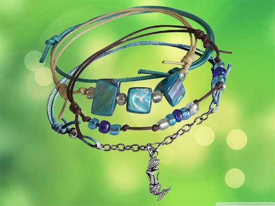 Beachlife mermaid bracelet giveaway