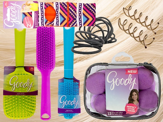 Goody Hair Accessories Package sweepstakes