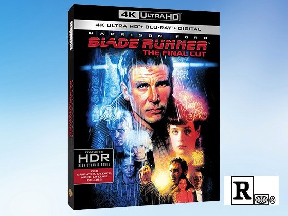 """Blade Runner: Final Cut"" on 4K Ultra HD Blu-ray™ sweepstakes"