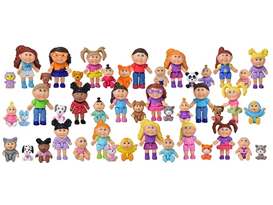 Cabbage Patch Kids Little Sprouts Blind Pack Figures sweepstakes