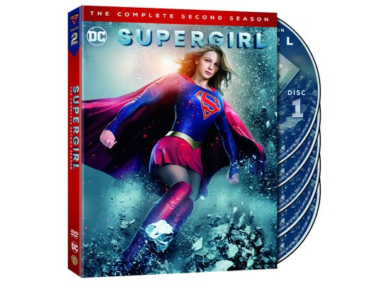 Supergirl sweepstakes