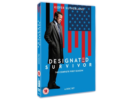 Designated Survivor The Complete First Season DVD sweepstakes