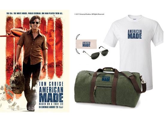 American Made Merchandise sweepstakes