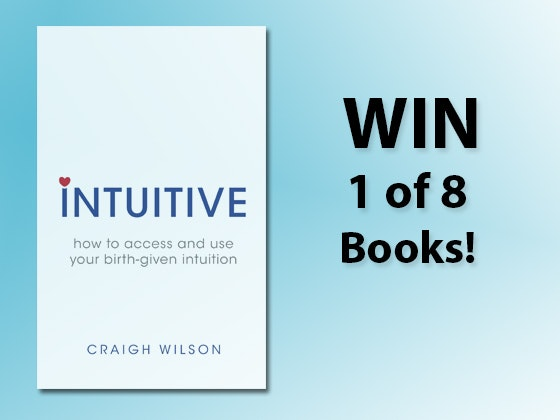 Intuitive written by Craigh Wilson sweepstakes