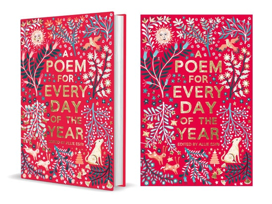 A Poem for Every Night of the Year sweepstakes