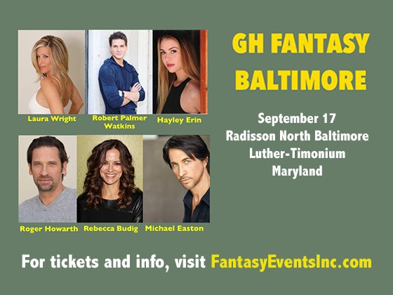 Gh fantasy event baltimore giveaway