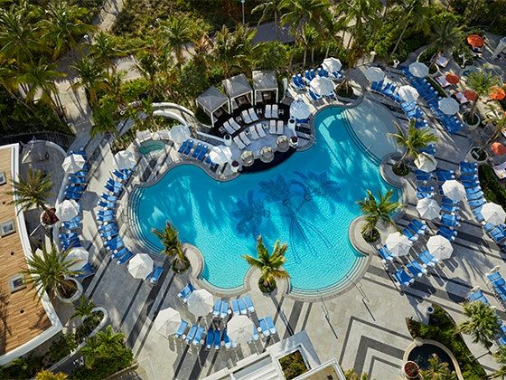 Loews Miami Beach Hotel Giveaway August 2017 sweepstakes