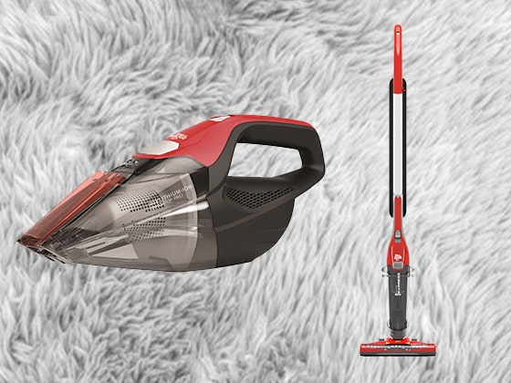 Two Vacuums from Dirt Devil sweepstakes