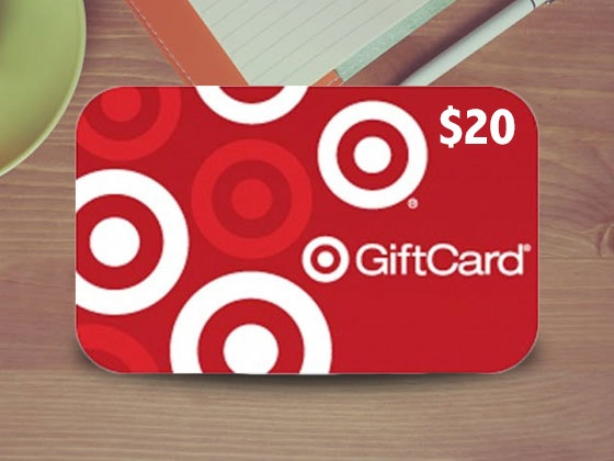 Win It Wednesday 08-23: Target Gift Card sweepstakes