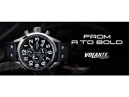 TW Steel VS1 watch sweepstakes